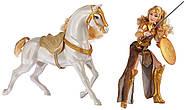 КуклаBarbieЧудо женщина Королева Ипполита и лошадьDC Wonder Woman Queen Hippolyta Doll & Horse, фото 3