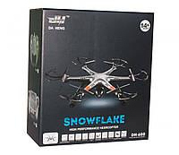 Гексакоптер SNOWFLAKE DH-600 квадрокоптер 6 винтов
