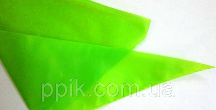 Мішок кондитерський силіконовий GREEN (46см*26см), фото 2