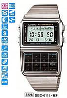 Часы Casio DBC-611E-1EF оригинал