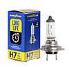 GOODYEAR Лампа автомобильная галогенная H7 12V 55W PX26d Long Life
