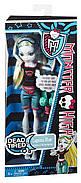 Кукла Monster HighЛагуна Блю Смертельно Уставшие Dead Tired Lagoona Blue, фото 5