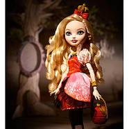 Кукла Эвер Афтер Хай Эппл Вайт Базовая первый выпуск Ever After High Apple White, фото 2