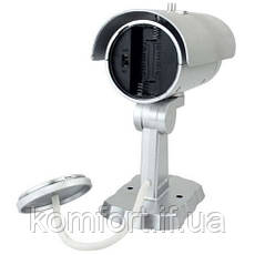 Камера видеонаблюдения Видеокамера муляж, камера обманка, камера муляж РТ-1900, фото 3