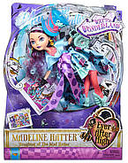 Мэдлин Хаттер Кукла Эвер Афтер Хай Путь в Страну Чудес Ever After High Way Too Wonderland Madeline Hatter Doll, фото 2