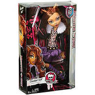 Кукла Монстр Хай Клодин Вульф 42 см Страшно огромные Monster High Frightfully Tall Ghouls Clawdeen Wolf Doll, фото 2