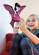 Дракулаура Кукла Монстер Хай  Летучая Мышь Monster High Ghoul-to-Bat Transformation Draculaura Doll, фото 7