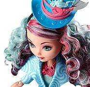 Кукла Эвер Афтер Хай Мэдлин Хаттер  Путь в Страну Чудес Ever After High Madeline Hatter Doll, фото 5