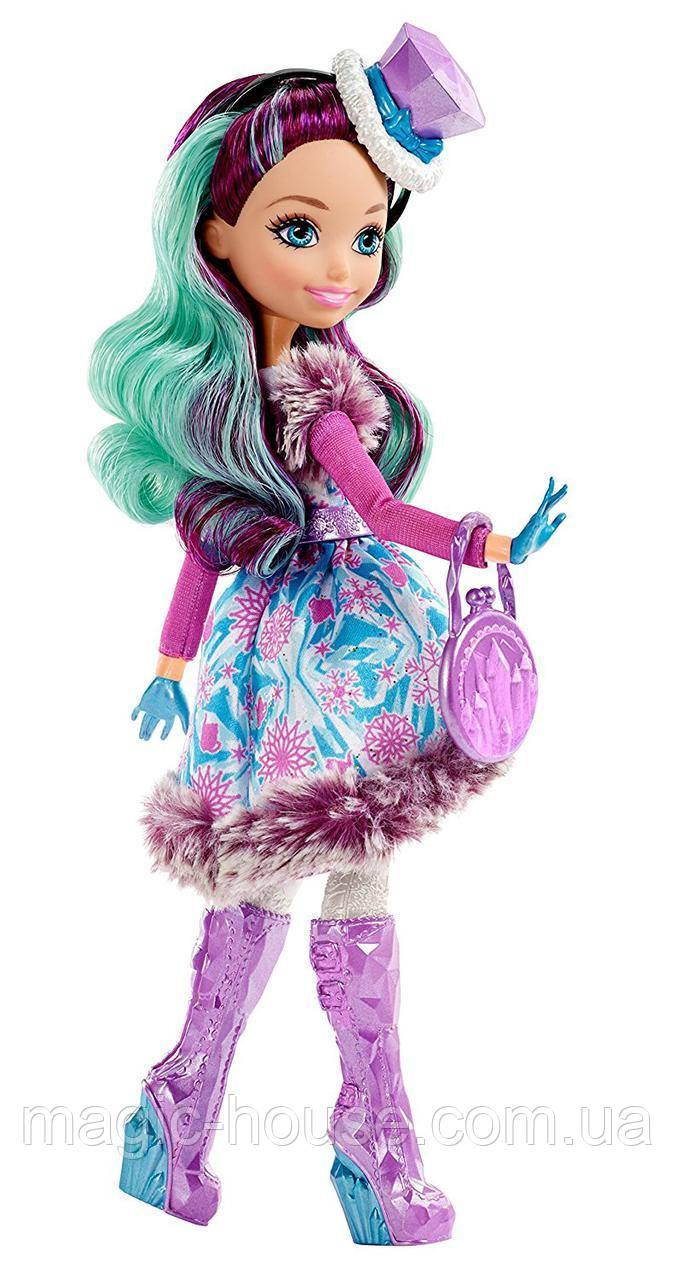 Кукла Эвер Афтер Хай Меделин Хеттер Эпическая Зима Ever After High Epic Winter Madeline Hatter Doll