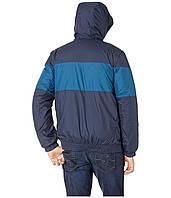 Зимняя куртка Nike NSW Synthetic Fill Jacket Hoodie Blue - Оригинал