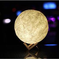 Настільний світильник RIAS 3D Moon Lamp (4_00076)