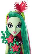 Monster High Venus McFlytrap DollКукла Монстер Хай Венера МакФлайтрап из серии Вечеринка монстров, фото 3