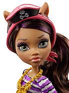 Кукла Монстер Хай Клодин Вульф Кораблекрушение Monster High Shriekwrecked Shriek Mates Clawdeen Wolf Doll, фото 3