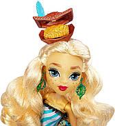Кукла Монстр Хай Дана Трежура Джонс Кораблекрушение Monster High Shriekwrecked Dayna Treasura Jones Doll, фото 9