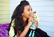 Дана Трежура Джонс Кукла Монстр Хай Кораблекрушение Monster High Shriekwrecked Dayna Treasura Jones Doll, фото 4