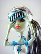 Кукла Монстер Хай Френки Штейн Смертельно Уставшие Monster High Frankie Stein Dead Tired, фото 4