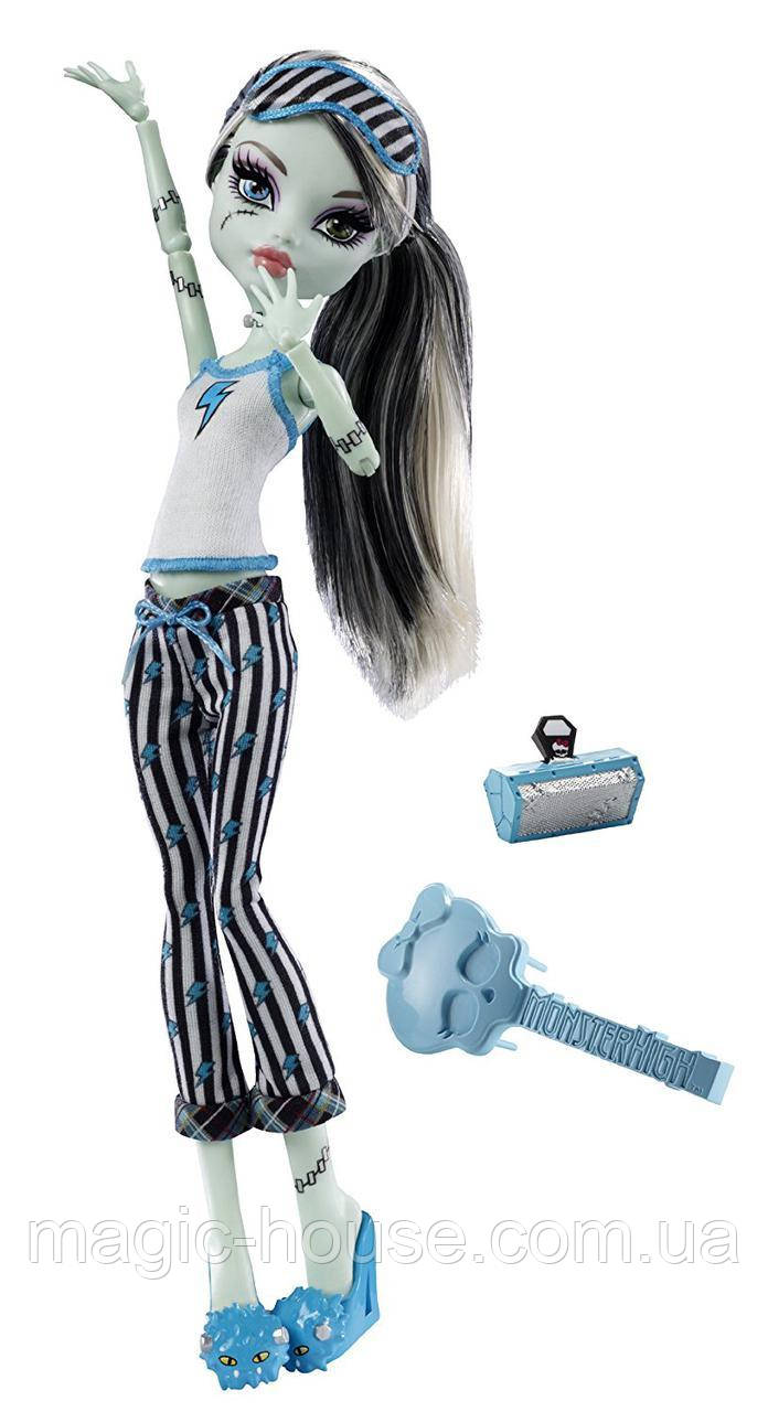 Френки Штейн Смертельно Уставшие Кукла Монстер Хай Monster High Frankie Stein Dead Tired
