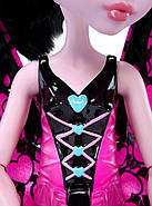 Кукла Монстер Хай Дракулаура Летучая Мышь Monster High Ghoul-to-Bat Transformation Draculaura Doll, фото 6
