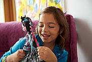 Дракулаура Вечеринка причесок Кукла Монстер Хай Monster High Girls Party Hair Draculaura Doll, фото 3