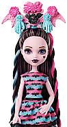 Monster High Girls Party Hair Draculaura Doll Кукла Монстер Хай Дракулаура Вечеринка причесок, фото 5