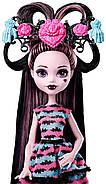 Monster High Girls Party Hair Draculaura Doll Кукла Монстер Хай Дракулаура Вечеринка причесок, фото 6