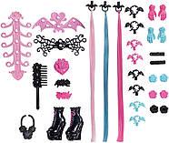 Monster High Girls Party Hair Draculaura Doll Кукла Монстер Хай Дракулаура Вечеринка причесок, фото 7