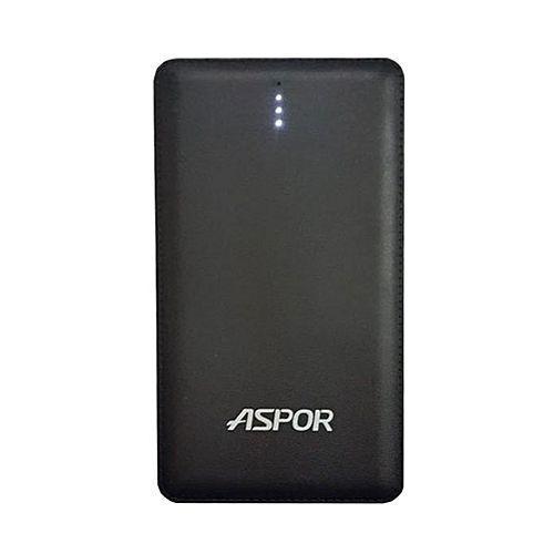 Power Bank Aspor A382 10500 mAh black