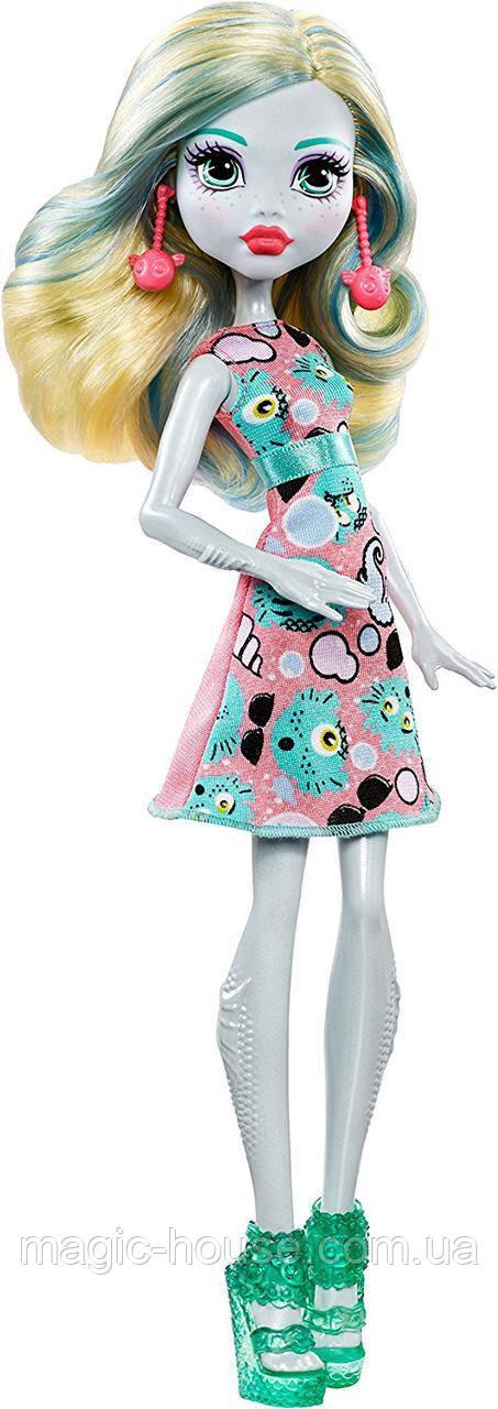 Кукла Монстер Хай Лагуна Блю Эмоджи Monster High Emoji Lagoona Doll