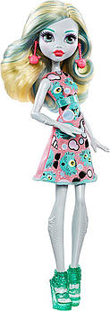 Лялька Монстер Хай Лагуна Блю Эмоджи Monster High Emoji Lagoona Doll