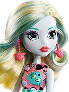 Кукла Монстер Хай Лагуна Блю Эмоджи Monster High Emoji Lagoona Doll, фото 4
