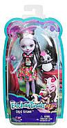 Кукла Энчантималс Скунси Сейдж и Скунс Кaпер  Enchantimals Sage Skunk and Caper, фото 2