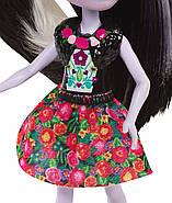 Кукла Энчантималс Скунси Сейдж и Скунс Кaпер  Enchantimals Sage Skunk and Caper, фото 8
