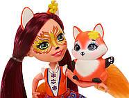 Кукла Энчантималс Лисичка Фелисити Enchantimals Felicity Fox Doll, фото 5