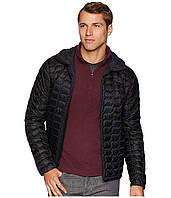 Зимняя куртка The North Face Thermoball Hoodie Black - Оригинал