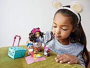 Игровой набор Энчантималс Пикник на природе  Enchantimals Paws for a Picnic Doll and Playset, фото 5