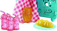 Игровой набор Энчантималс Пикник на природе  Enchantimals Paws for a Picnic Doll and Playset, фото 8