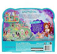 Игровой набор Энчантималс Пикник на природе  Enchantimals Paws for a Picnic Doll and Playset, фото 9