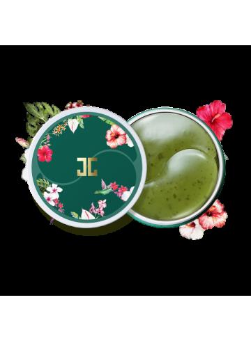 Гидро-гелевые патчи JayJun Green Tea Eye Gel Patch с экстрактом зелёного чая ( качество оригинала)