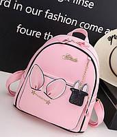 Рюкзак городской женский Rabbit pink, фото 1
