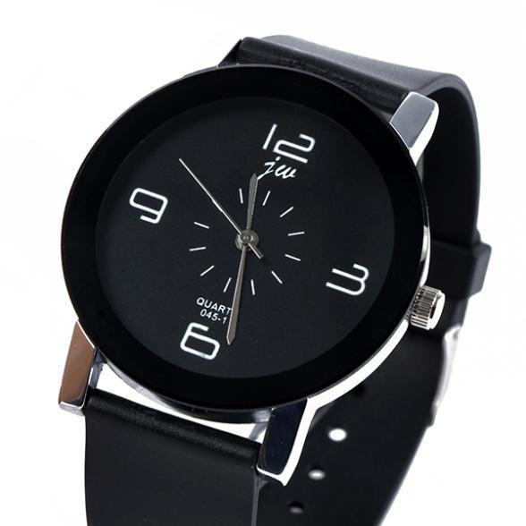 Часы женские Black cat (черный)