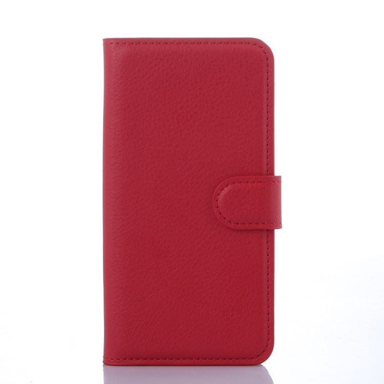 Чехол-книжка Bookmark для Samsung Galaxy S6 EDGE Plus/G928 red