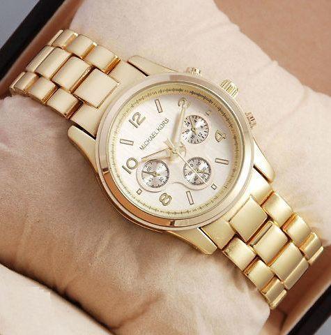 Часы женские наручные MK Sharm gold