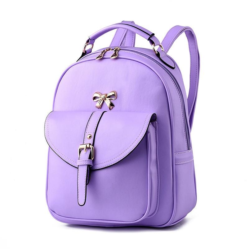 Рюкзак городской женский Blaire purple