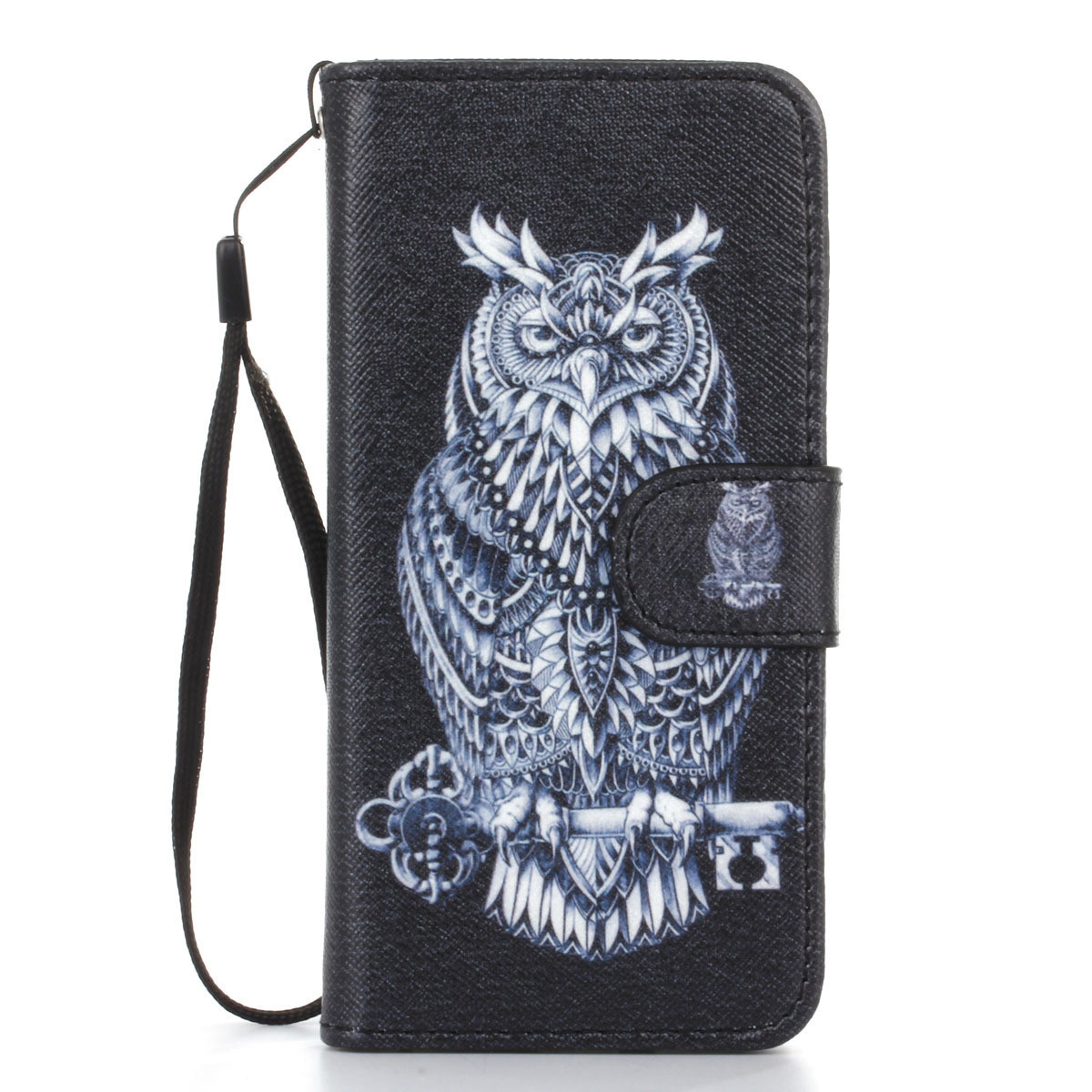Чехол-книжка Artcase Owl для Samsung Galaxy J5 2016/J510