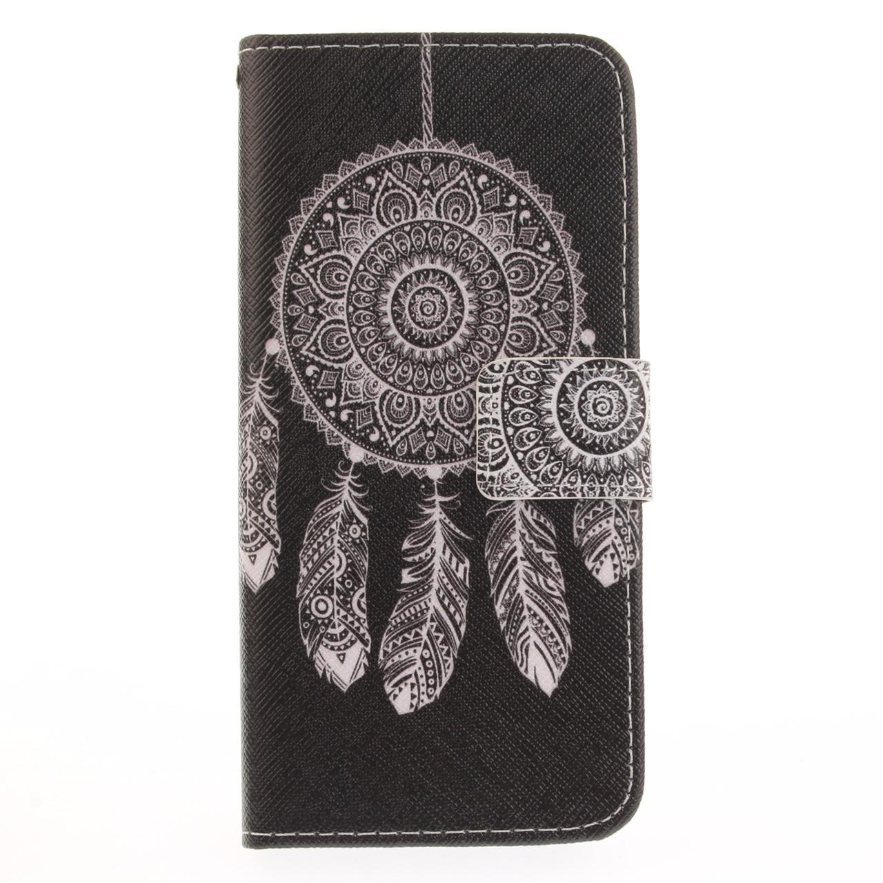 Чехол-книжка Artcase Keeper black для Meizu M5 Note
