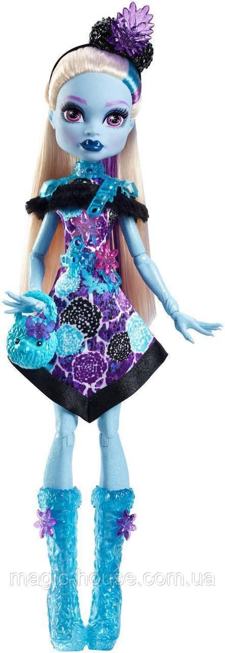 Кукла Монстер Хай Эбби Боминейбл Вечеринка монстров Monster High Party Ghouls Abbey Bominable Doll