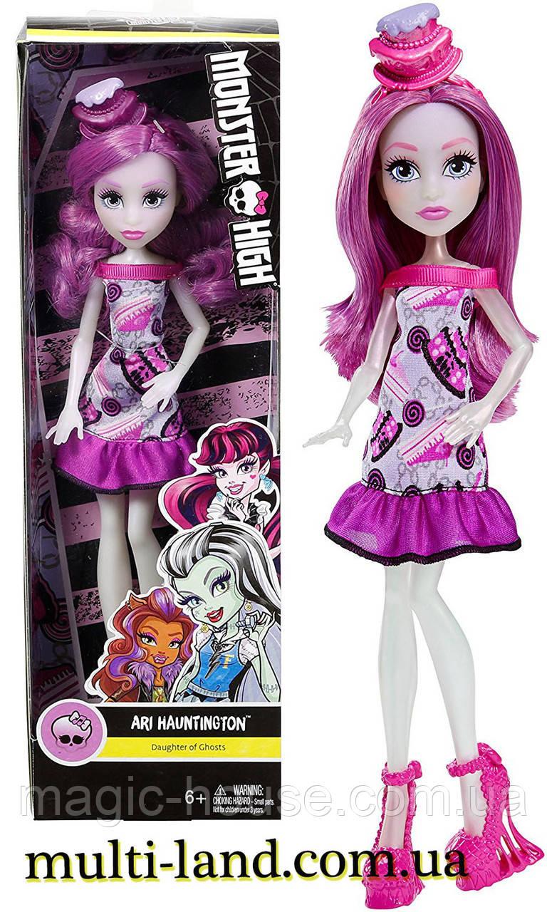 Кукла Монстер Хай Ари Хантингтон серия Десерт Monster High Ari Hauntington Doll