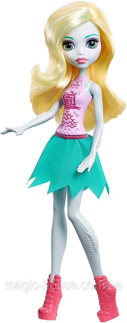 Кукла Монстер Хай Лагуна Блю серия Черлидерши Monster High Cheerleading Lagoona Blue Dol