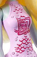 Кукла Монстер Хай Лагуна Блю серия Черлидерши Monster High Cheerleading Lagoona Blue Dol, фото 3