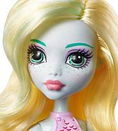 Кукла Монстер Хай Лагуна Блю серия Черлидерши Monster High Cheerleading Lagoona Blue Dol, фото 4